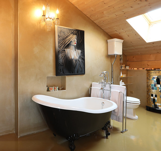 Bathroom Bedroom Loft